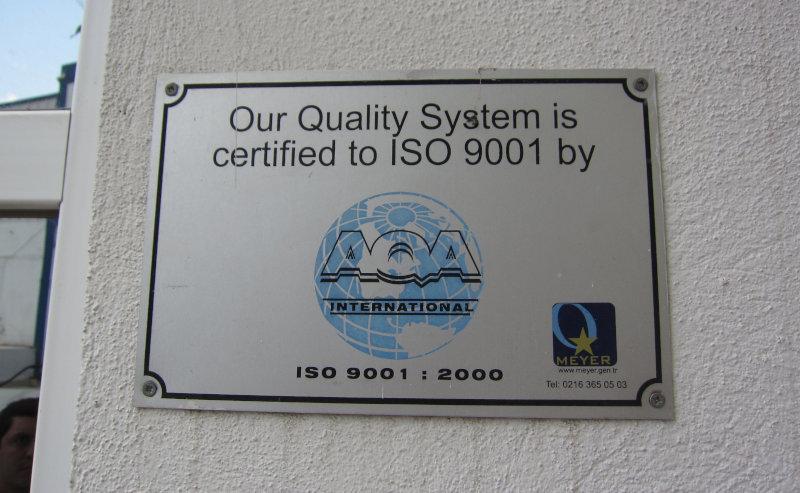 徹底した高品質な生産体制