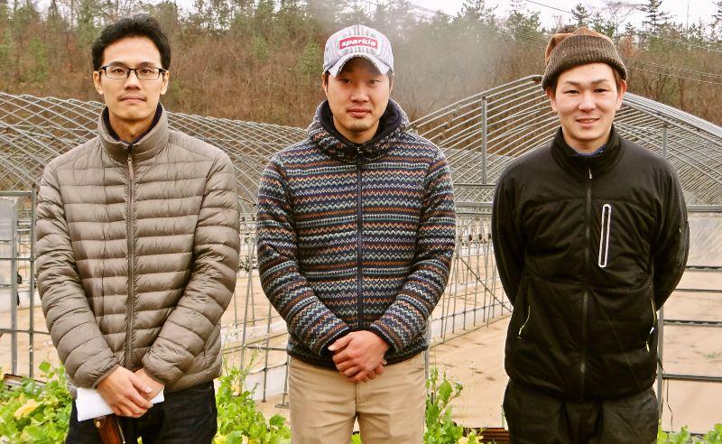 京丹後若手農家