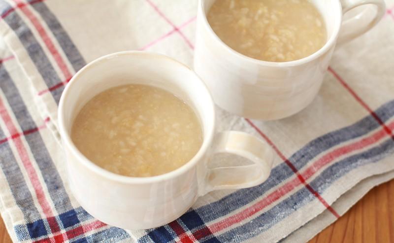玄米のレシピ