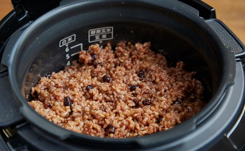 酵素玄米Labo優れた保温機能
