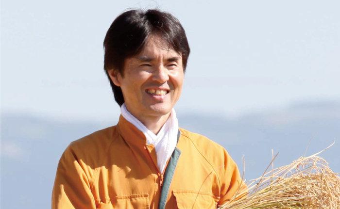 ササニシキ農家木村純さん