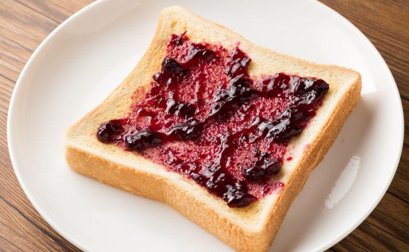 美味しい食べ方「ジャム」