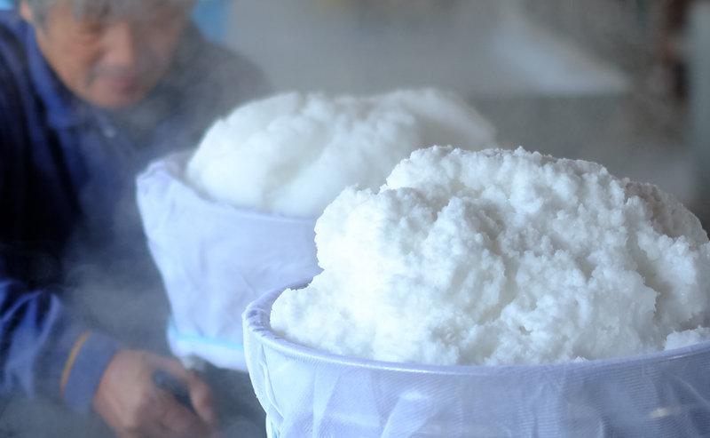 津軽海峡の塩洋を問わず使いやすいお塩