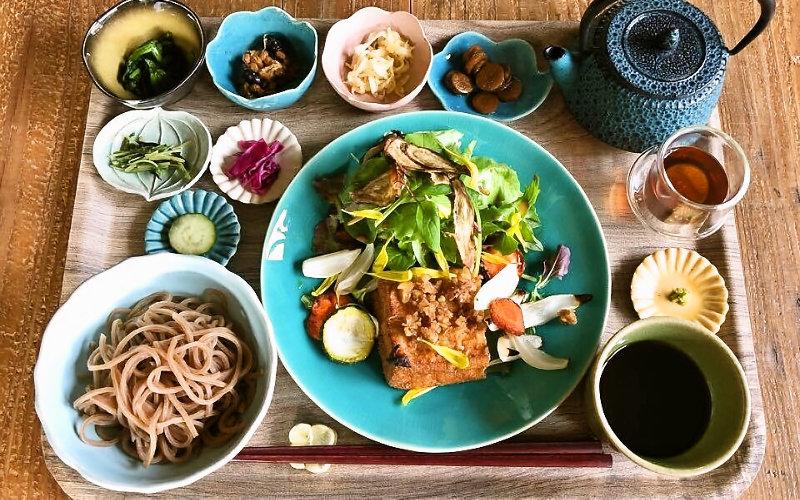 レシピ玄米麺しょうゆつゆ