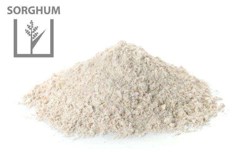 長野県産ホワイトソルガム粉