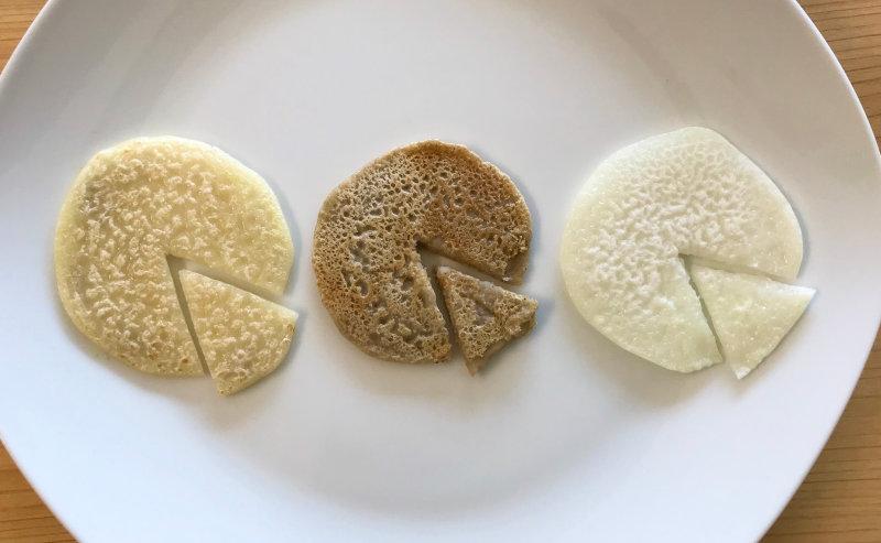 小麦粉と米粉との比較02
