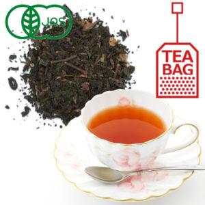 産地直送おくだ茶房の有機和紅茶