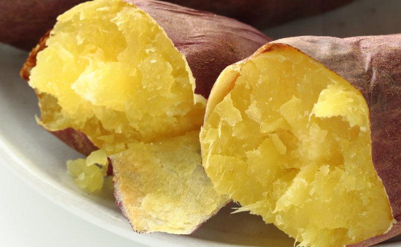 シルクスイート焼き芋