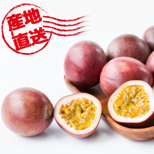 沖縄県産 山城さんのパッションフルーツ