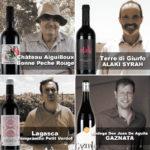 自然派ワイン赤ワインリスト